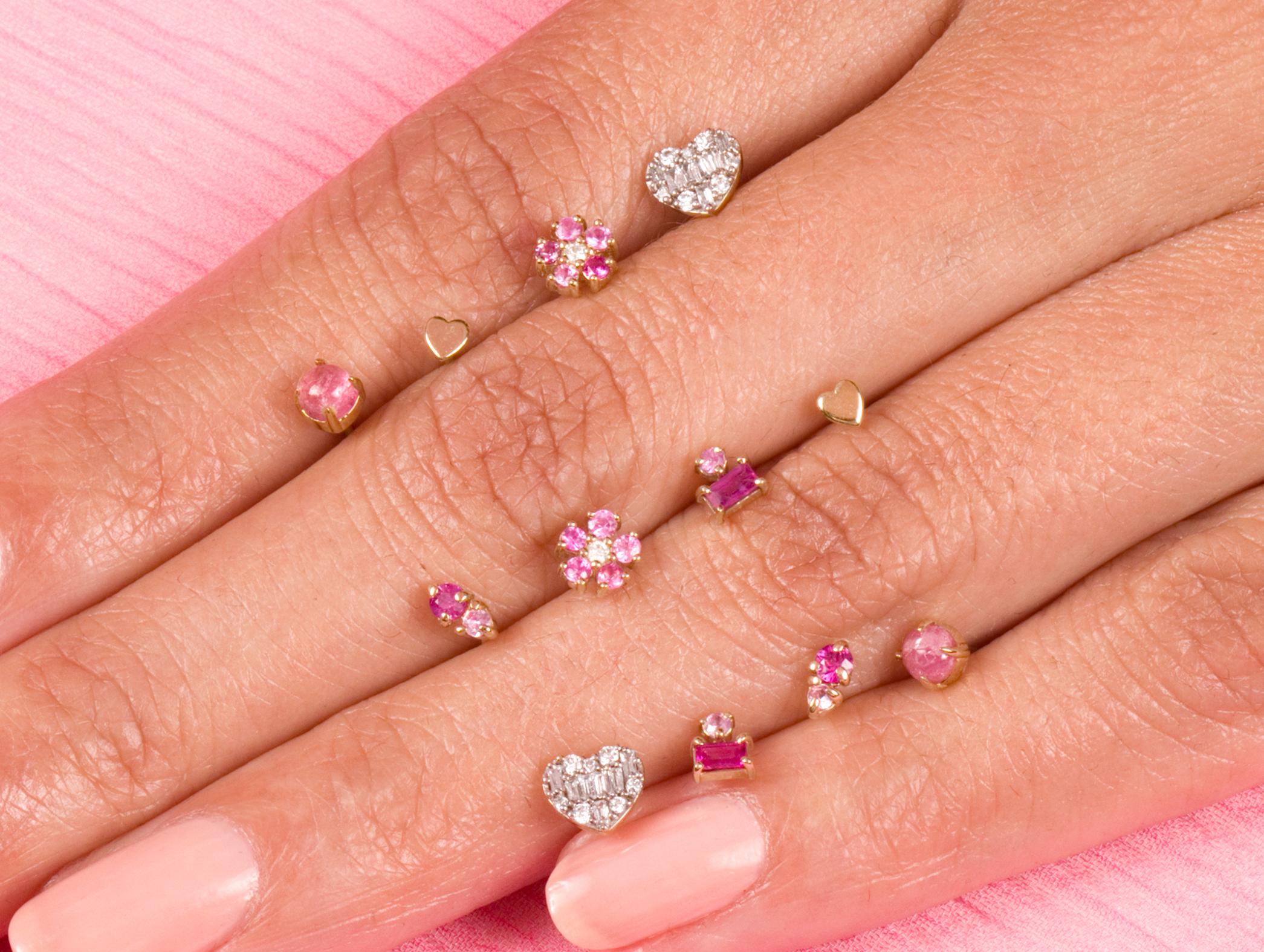 Think Pink (And Diamonds)