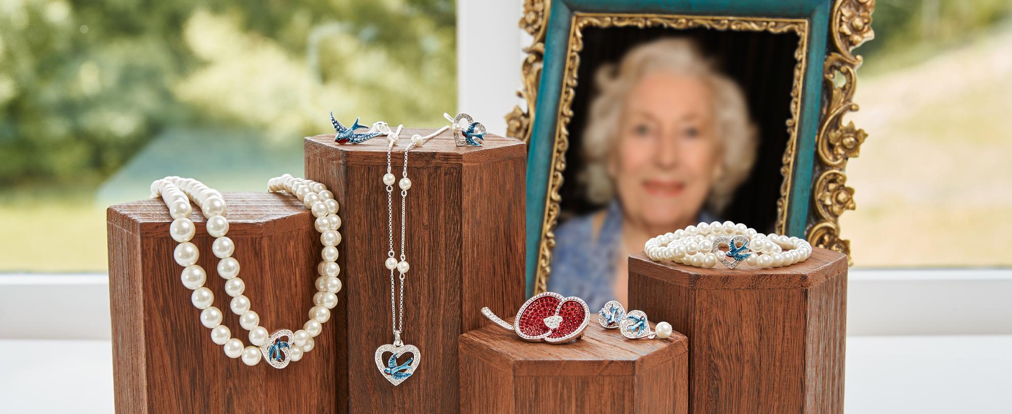 Dame Vera Lynn Bluebird Collection