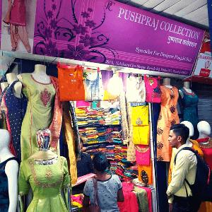 PUSHPRAJ SPECIALIST FOR PUNJAB SUITS in Dadar (W), Mumbai