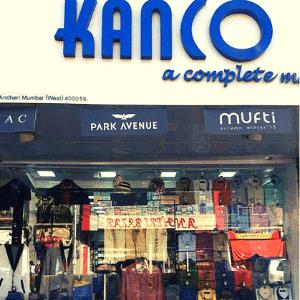 KANCO A COMPLETE MEN'S SHOP in Andheri (W), Mumbai