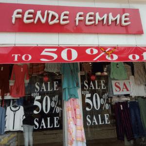 FENDE FEMME WOMEN'S WESTERN WEAR in Bandra (W), Mumbai