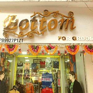 BOTTOM FOR GROOM MEN'S WEAR STORE in Thane (W), Mumbai