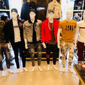 ROCKSTAR MEN'S CLOTHING STORE in Andheri (W), Mumbai
