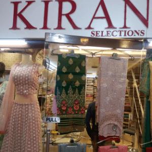 KIRAN SELECTIONS WOMEN'S ETHNIC WEAR in Bandra (W), Mumbai