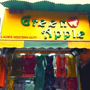 NEW GREEN APPLE LADIES WESTERN OUTFITS & DESIGNER KURTIS in Santacruz (W), Mumbai