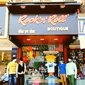 ROCK N ROLL STORE 2 MEN'S WEAR BOUTIQUE in Andheri (W), Mumbai