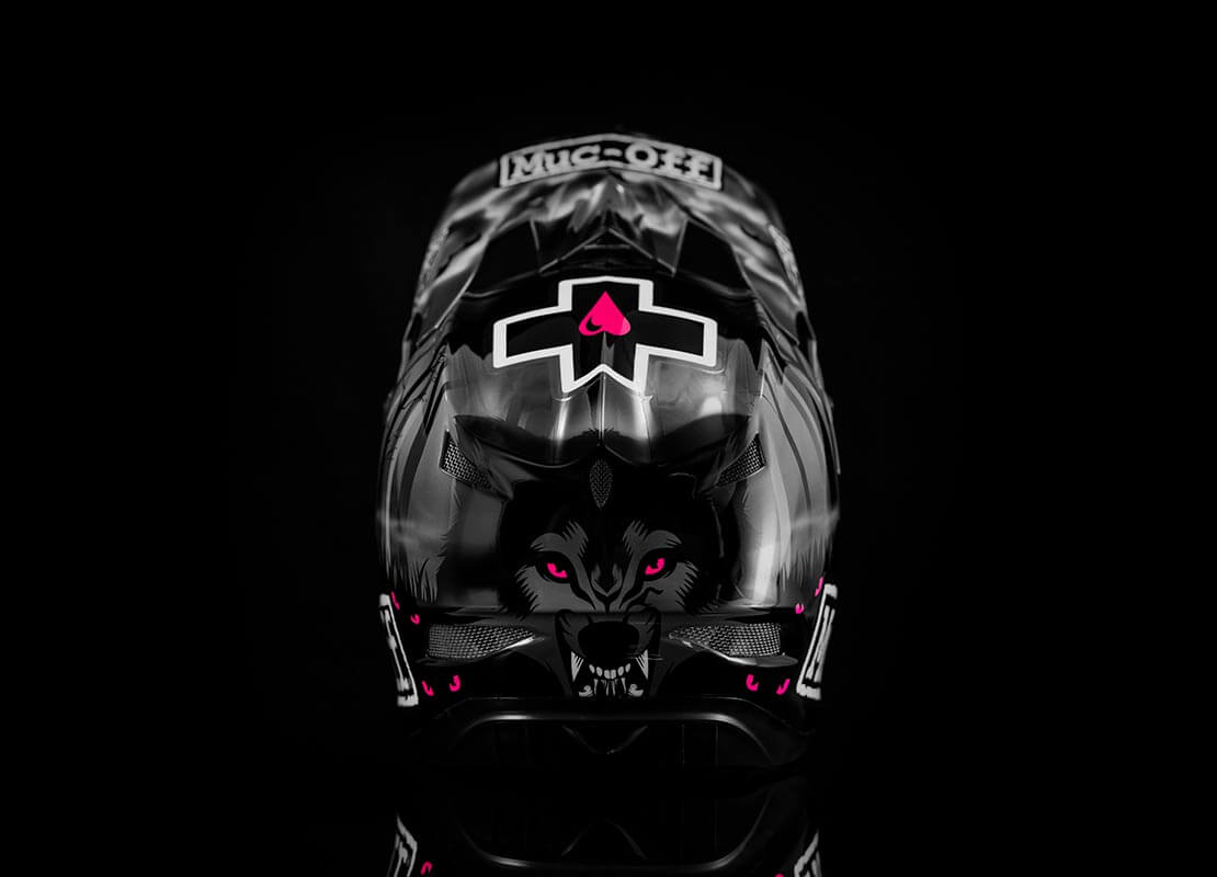 Jono Jones - Custom Helmet Image 1