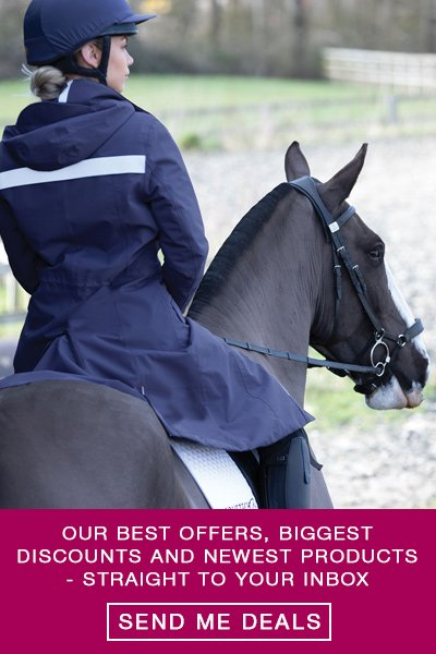 Sign up for equestrian news and offers