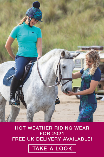 Hot Weather Riding Wear