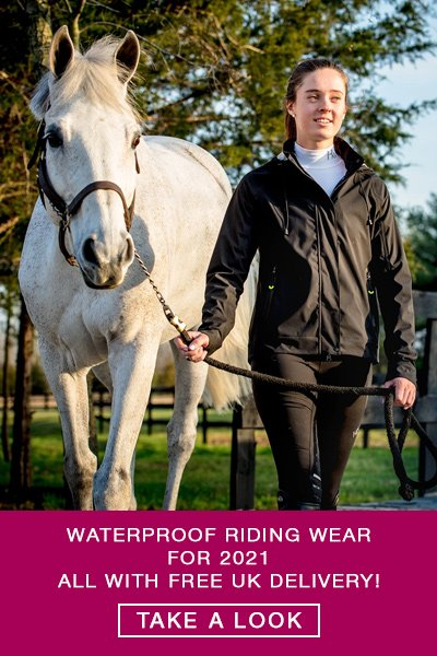 Women's Waterproof Riding Wear