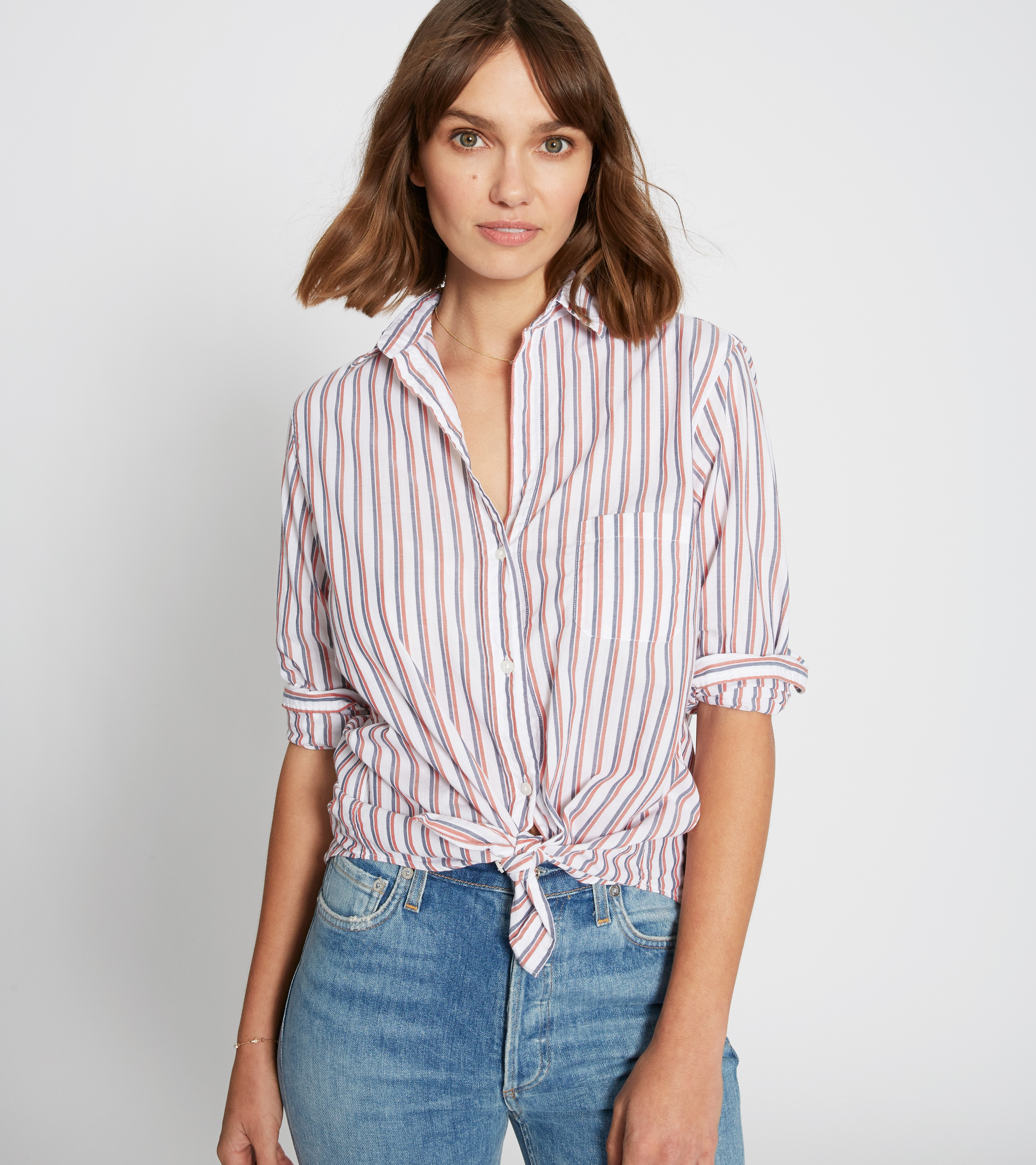 Image of The Hero Endless Summer Cotton Stripes