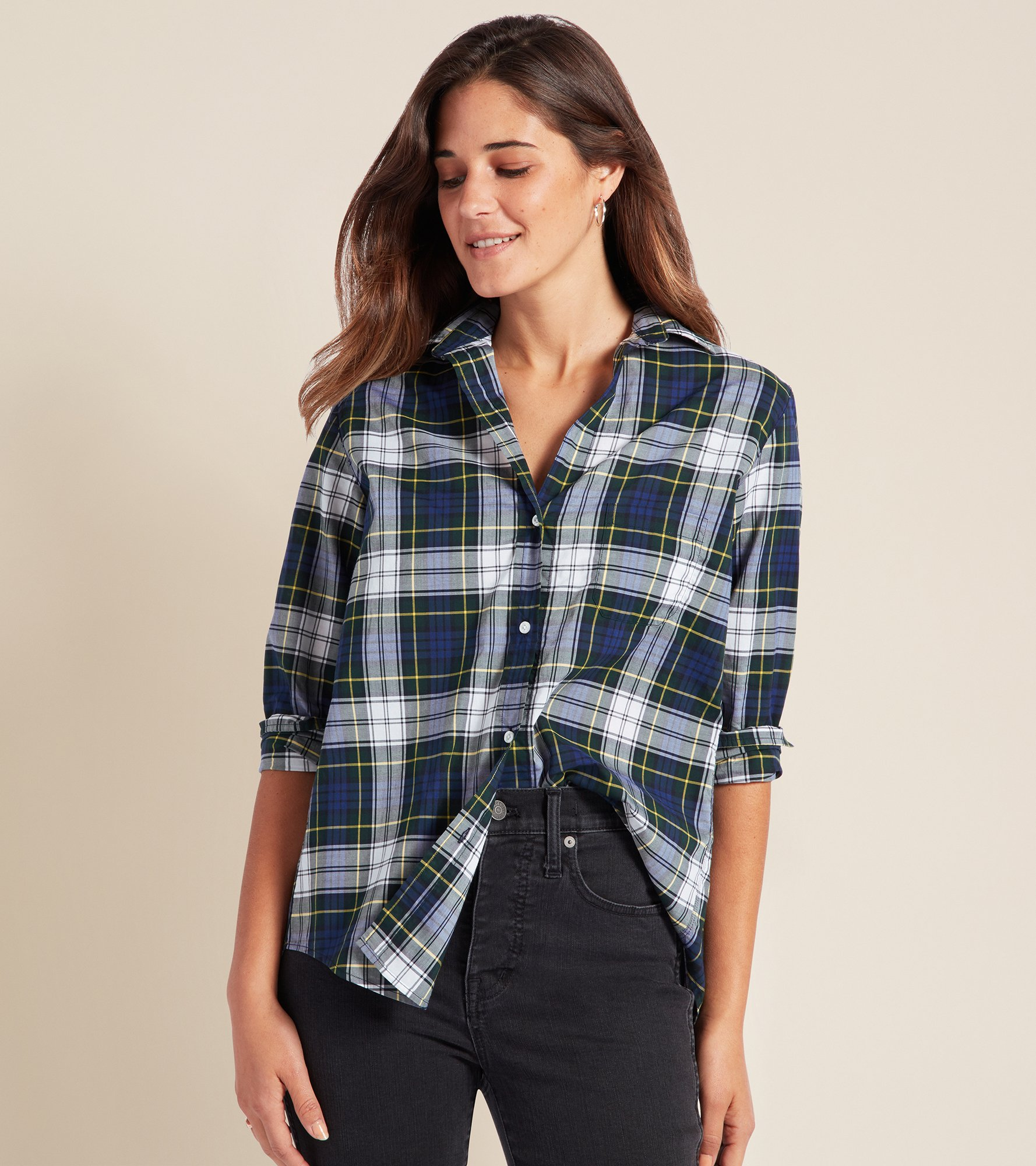 Image of The Hero Cool Cotton Plaids Sale