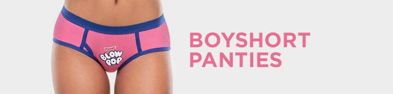 Boyshort Panties