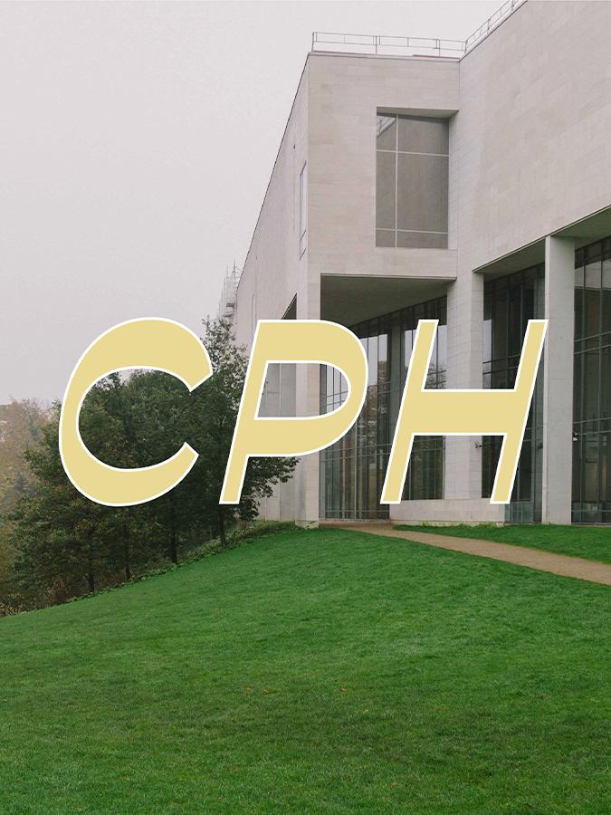 My Place by Armin Tehrani: Copenhagen