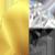 Baby Jaguar Necklace Gold|Black Diamondettes|White Diamondettes