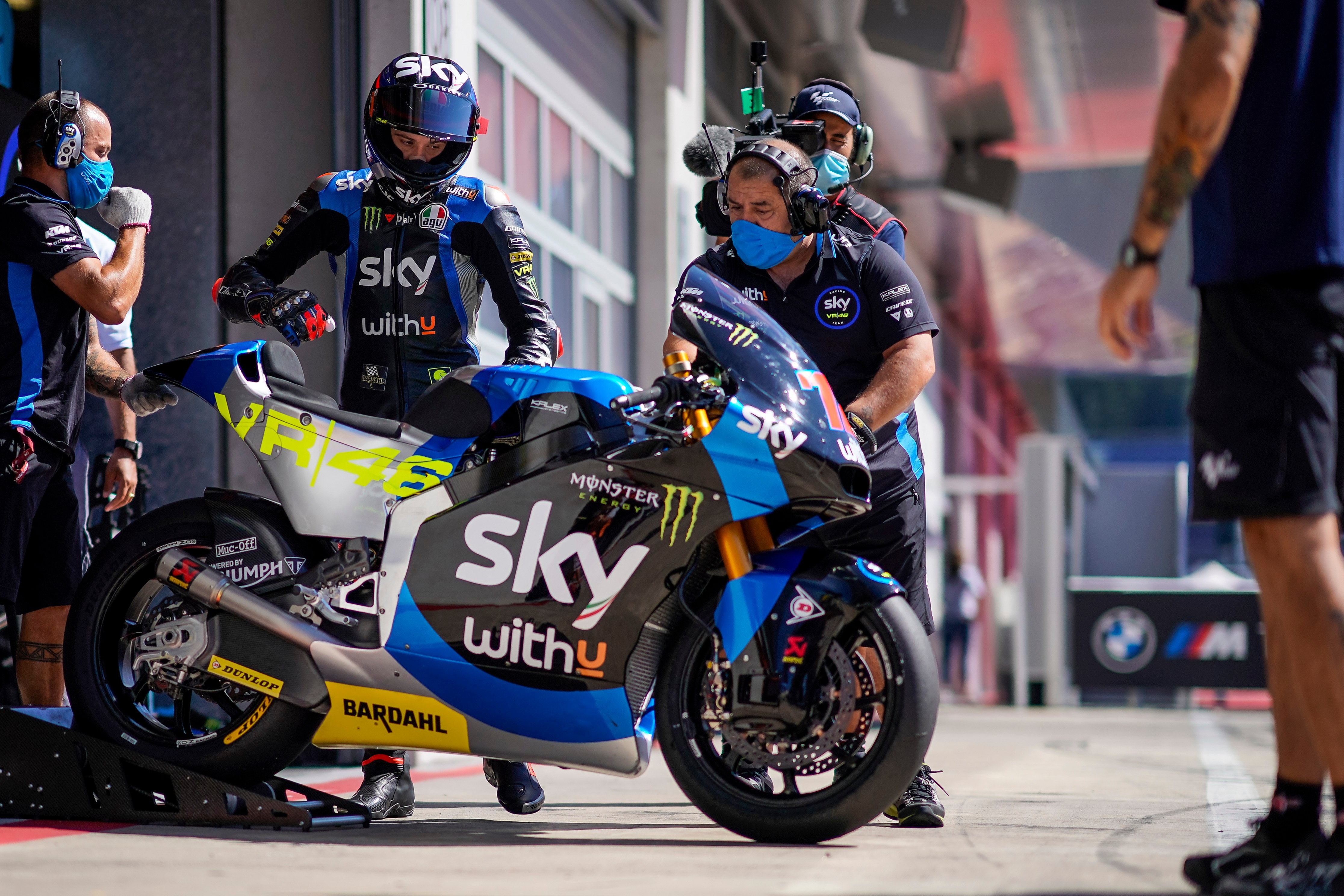 Sky Racing Team by VR46 - Lifestyle image 3