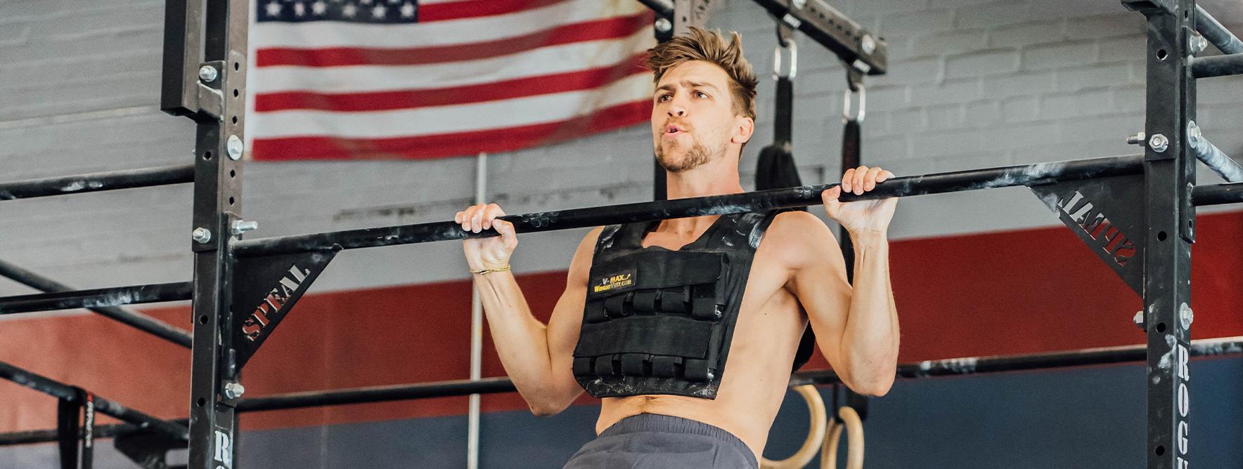 Robert Liberatore - tasc performance - climbing apparel