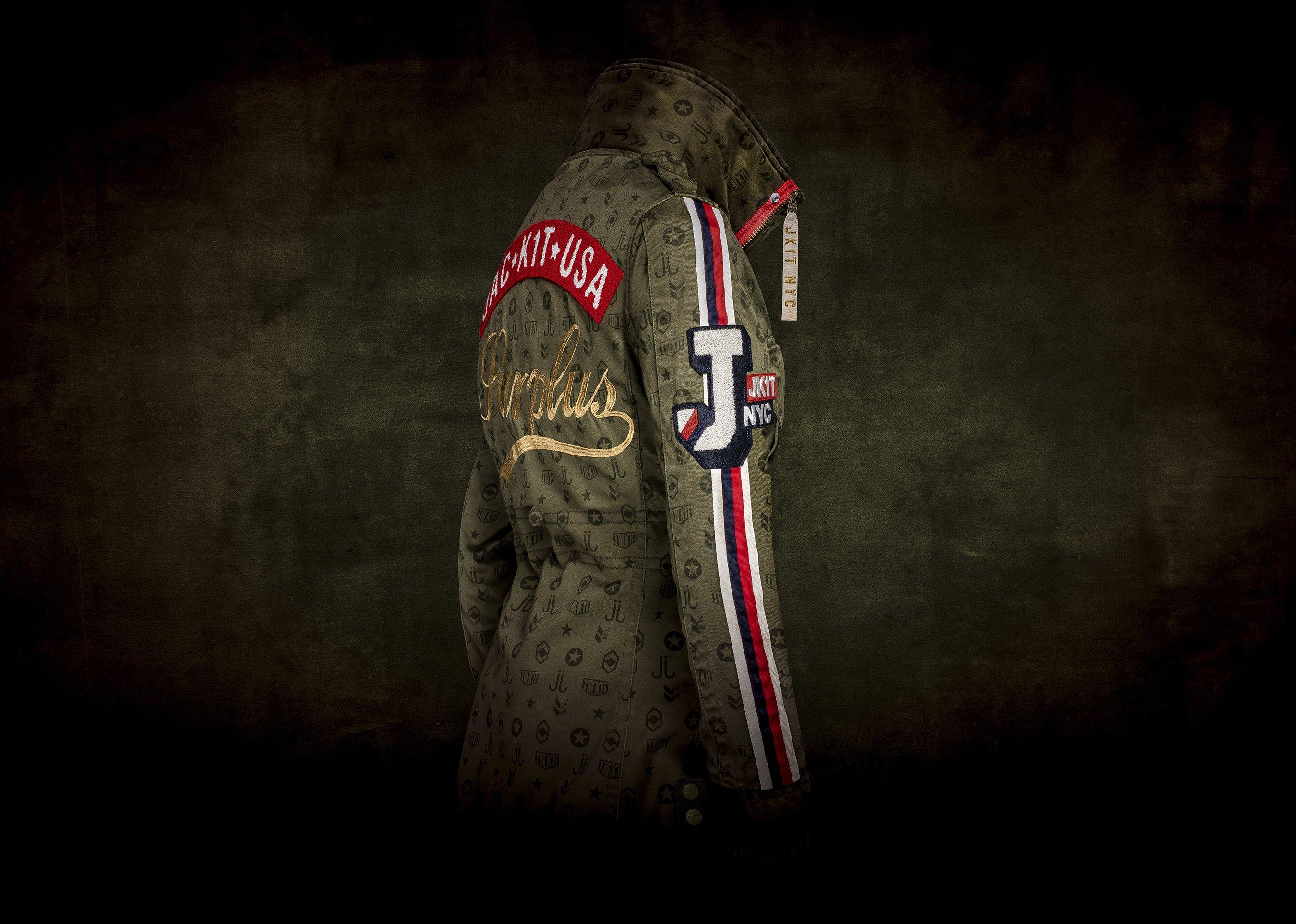 Jack1t™ Military (FEMME)
