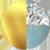 Gold Blue Opal White Diamondettes Swatch