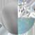 Silver Blue Opal White Diamondettes Swatch