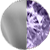 Silver|Amethyst Swatch