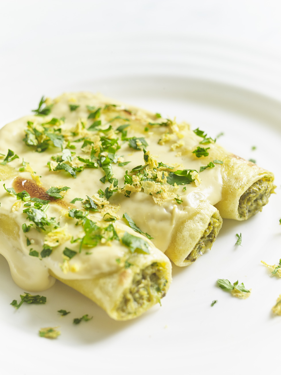 Vegan SuperGreen Cannelloni