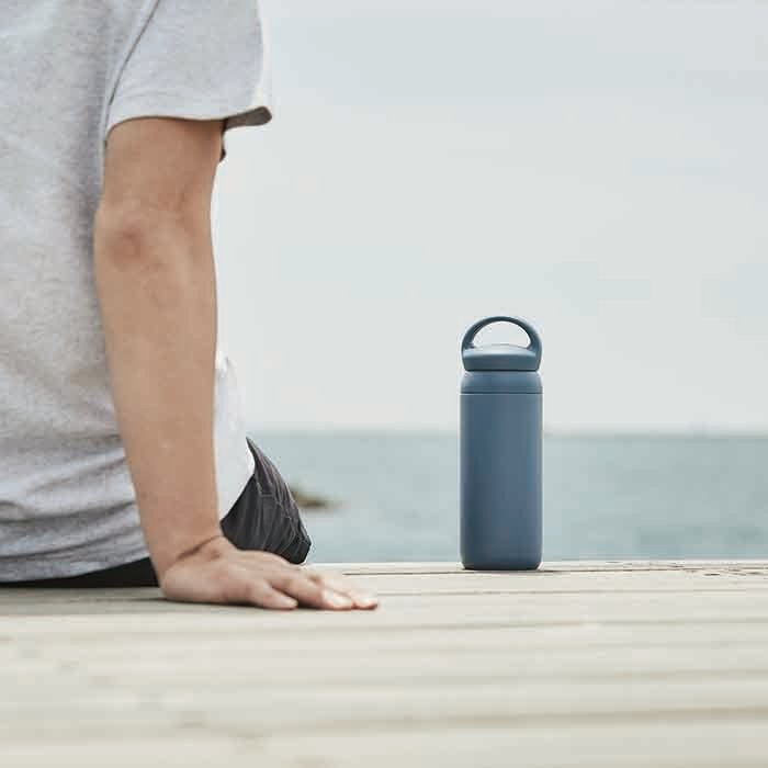 KINTO DAY OFF TUMBLER 500ML LID NAVY