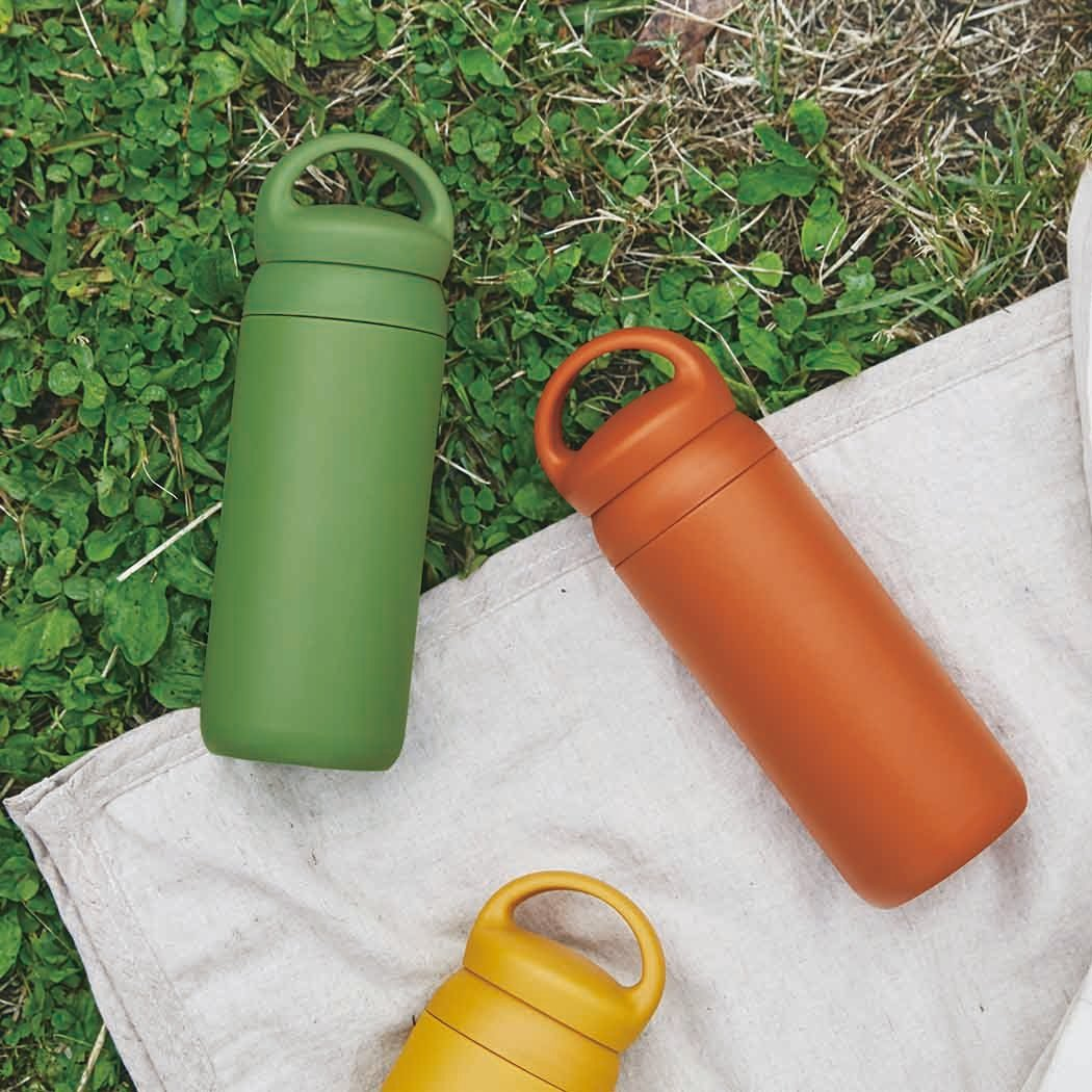 KINTO DAY OFF TUMBLER 500ML CAP ORANGE THUMBNAIL 13