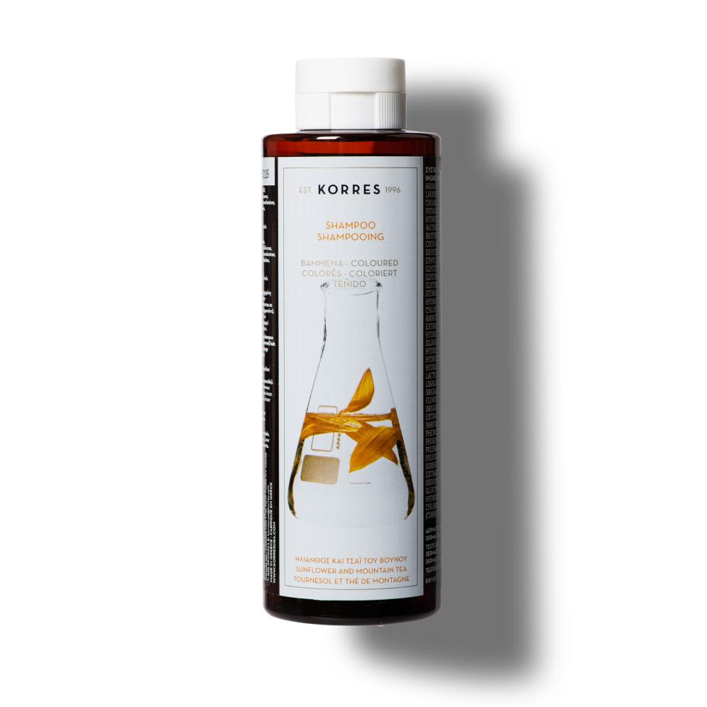 Sunflower and Mountain Tea Shampoo Thumbnail