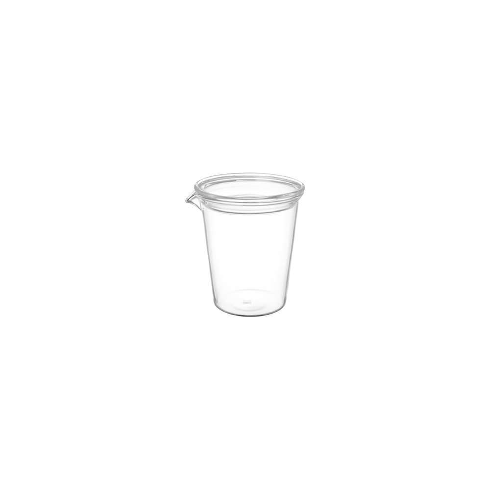 KINTO CAST DRESSING PITCHER CLEAR THUMBNAIL 1