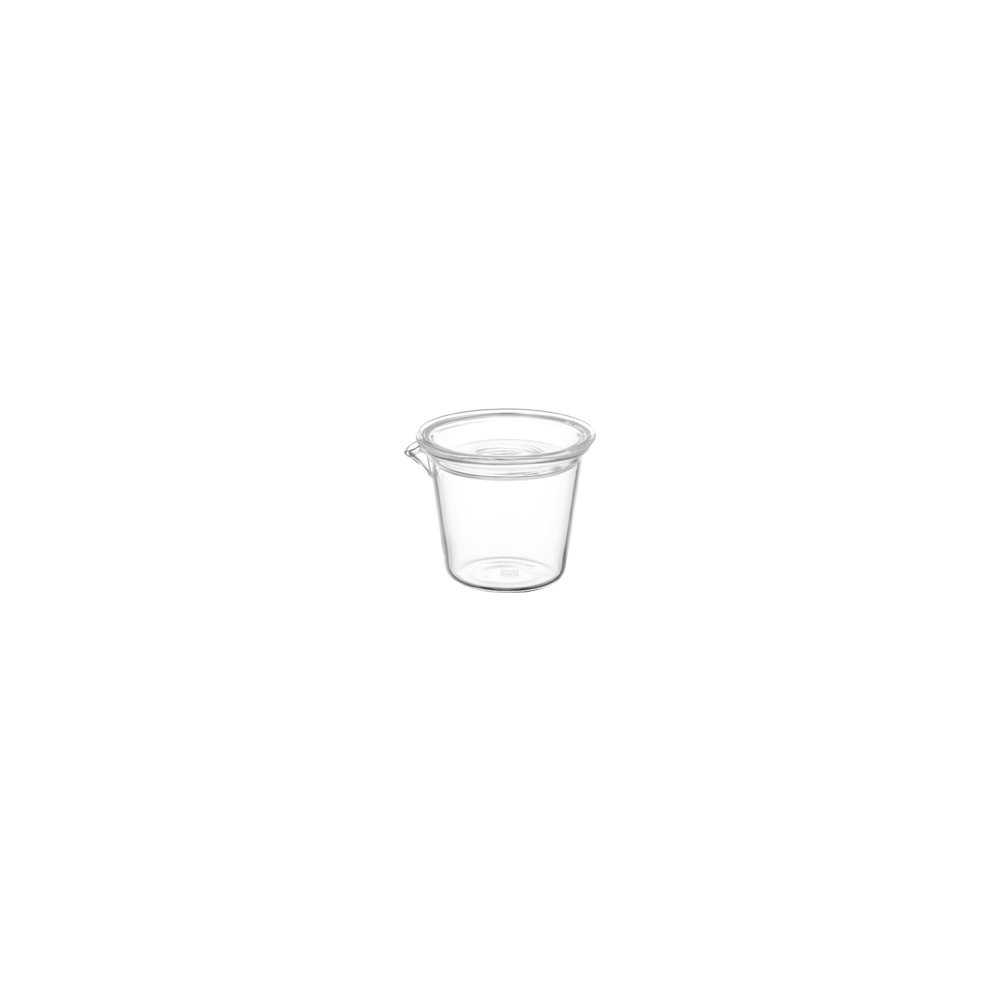 KINTO CAST MILK PITCHER CLEAR THUMBNAIL 1