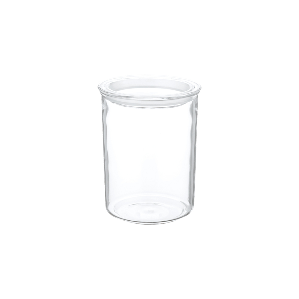 KINTO CAST Φ105 GLASS LID CANISTER TALL CLEAR THUMBNAIL 1