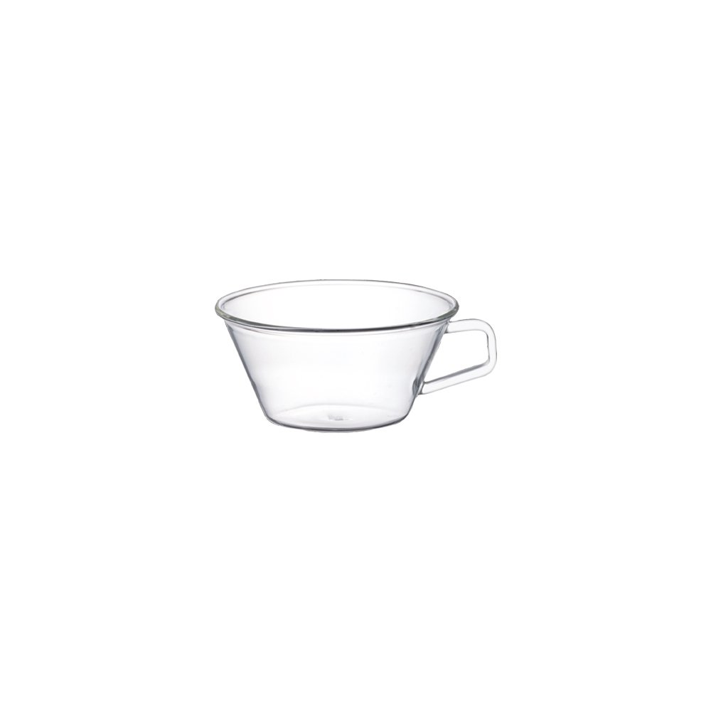 KINTO CAST TEA CUP CLEAR THUMBNAIL 1