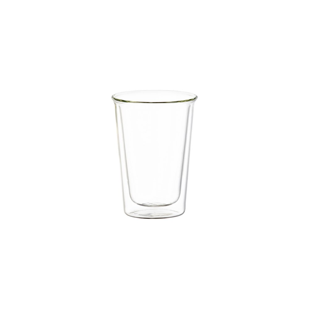 KINTO CAST DOUBLE WALL COCKTAIL GLASS CLEAR THUMBNAIL 1
