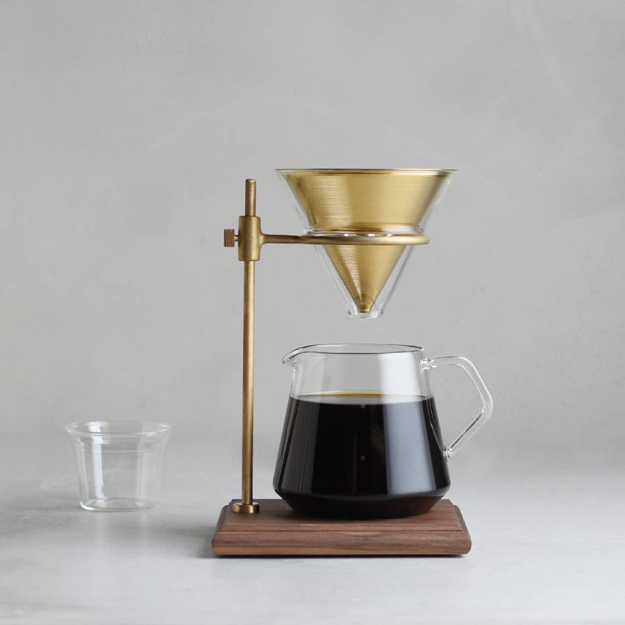 KINTO SCS-S02 COFFEE SERVER 600ML CLEAR THUMBNAIL 2