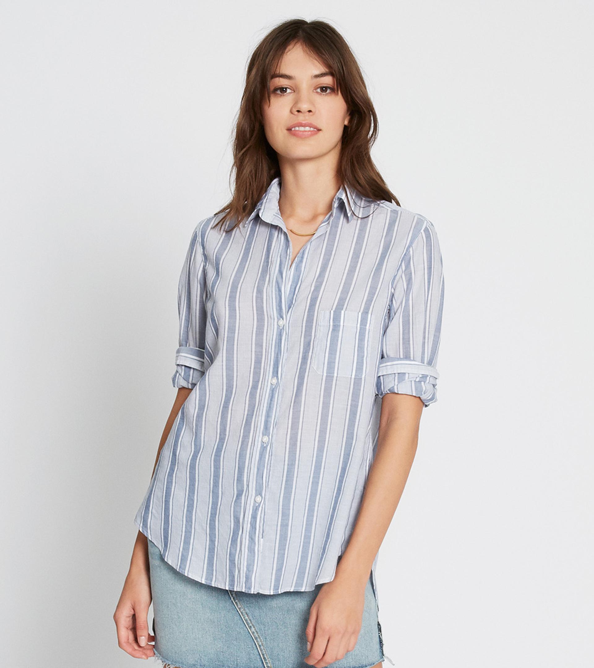 Image of The Hero Tissue Cotton Stripes Sale