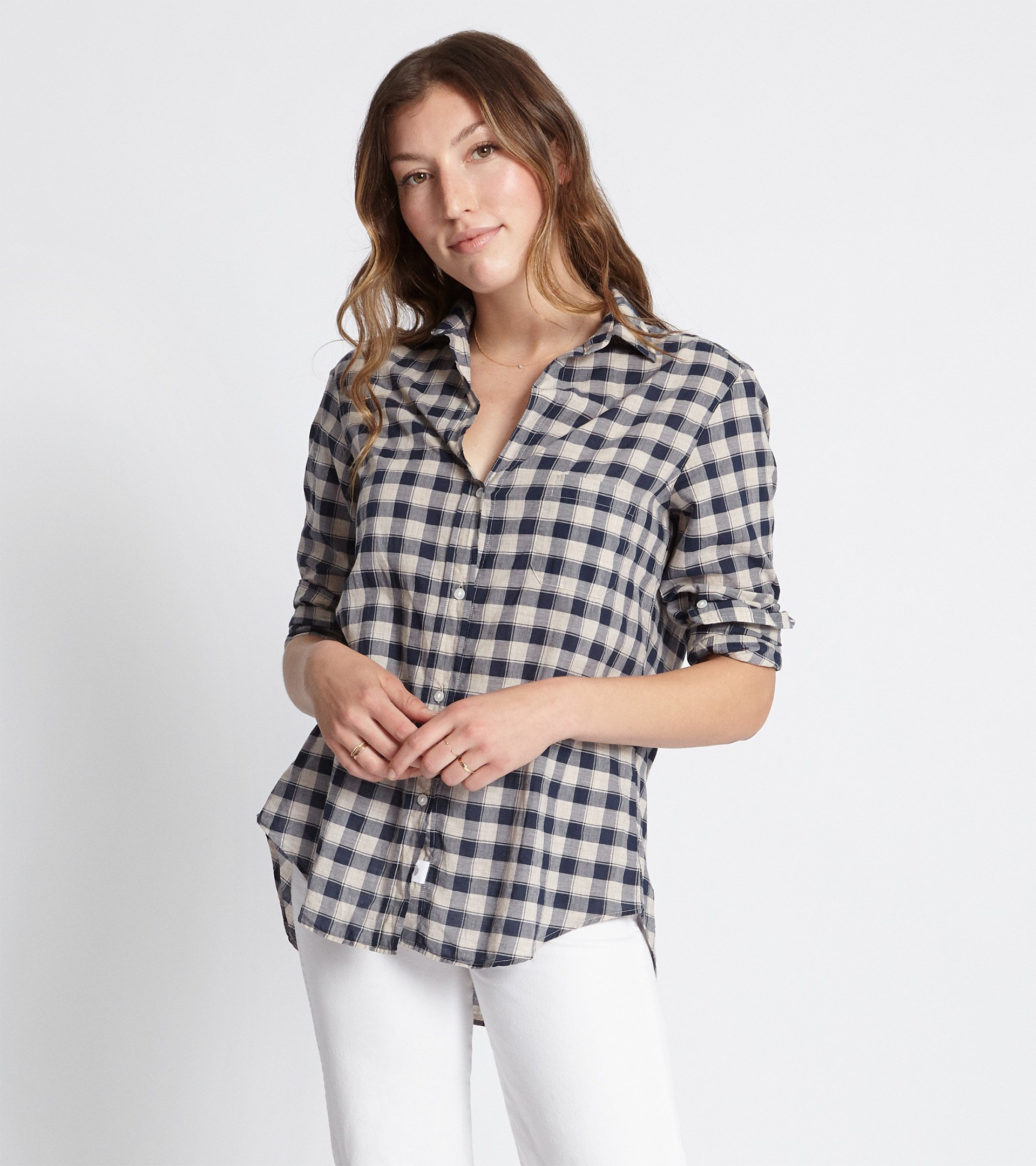 Image of The Hero Tissue Cotton Plaids Sale