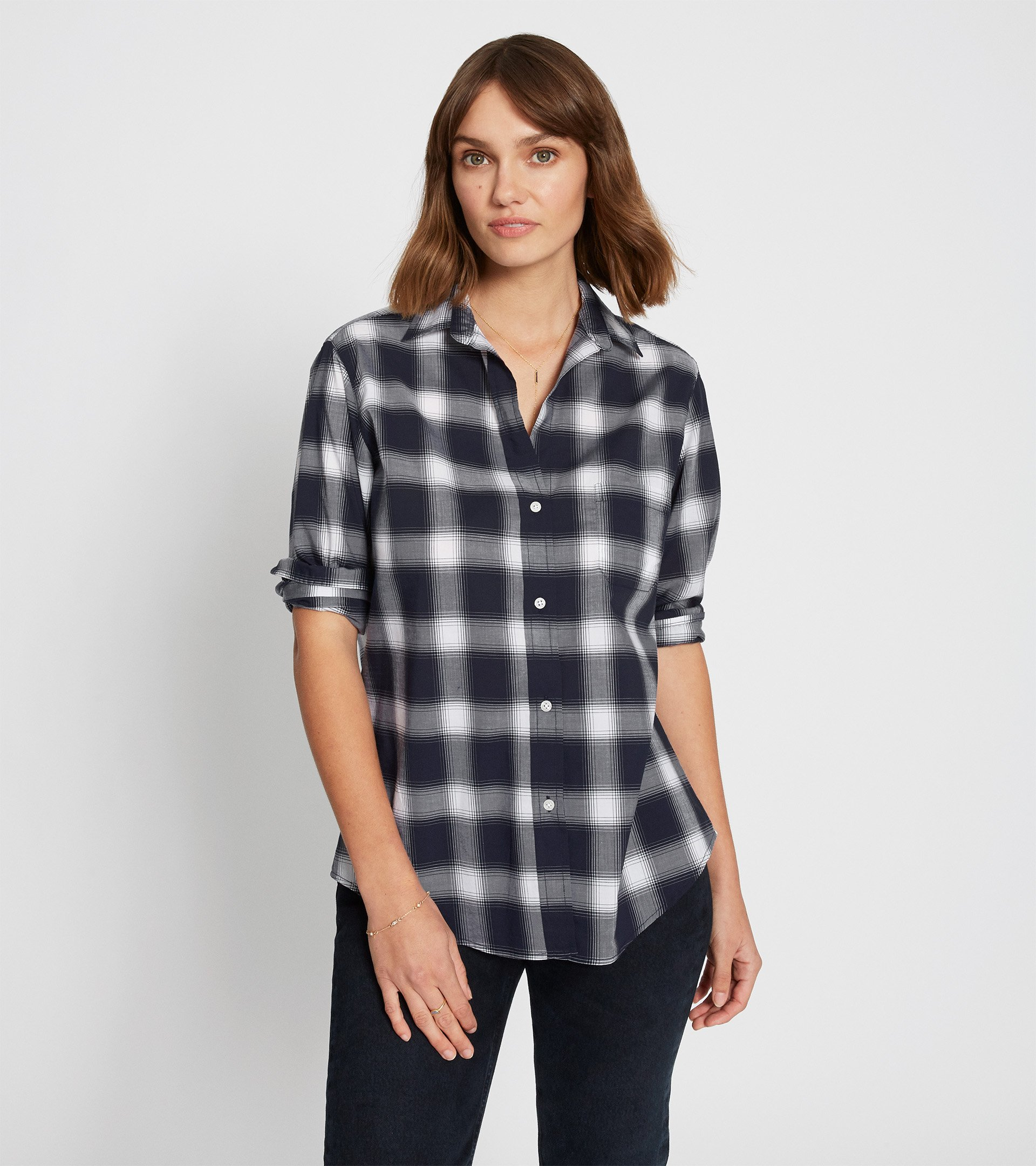 Image of The Hero Cool Cotton Plaids Final Sale
