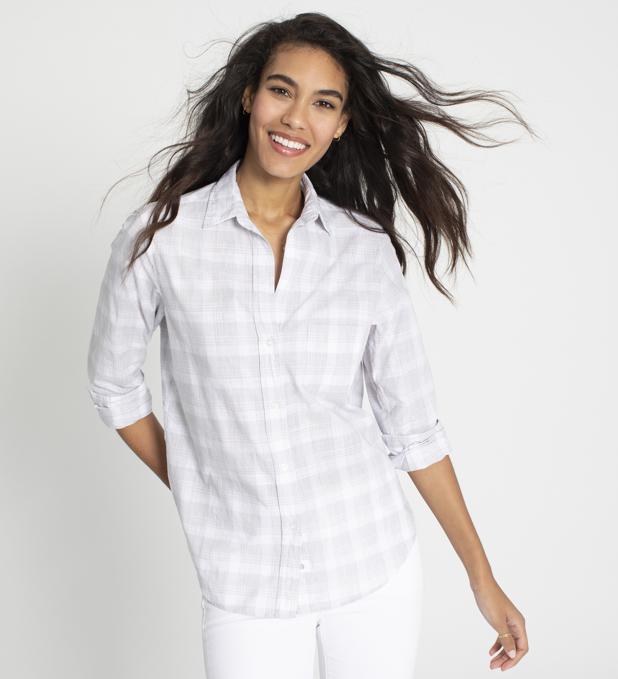 Image of The Hero Washed Cotton Plaids Sale