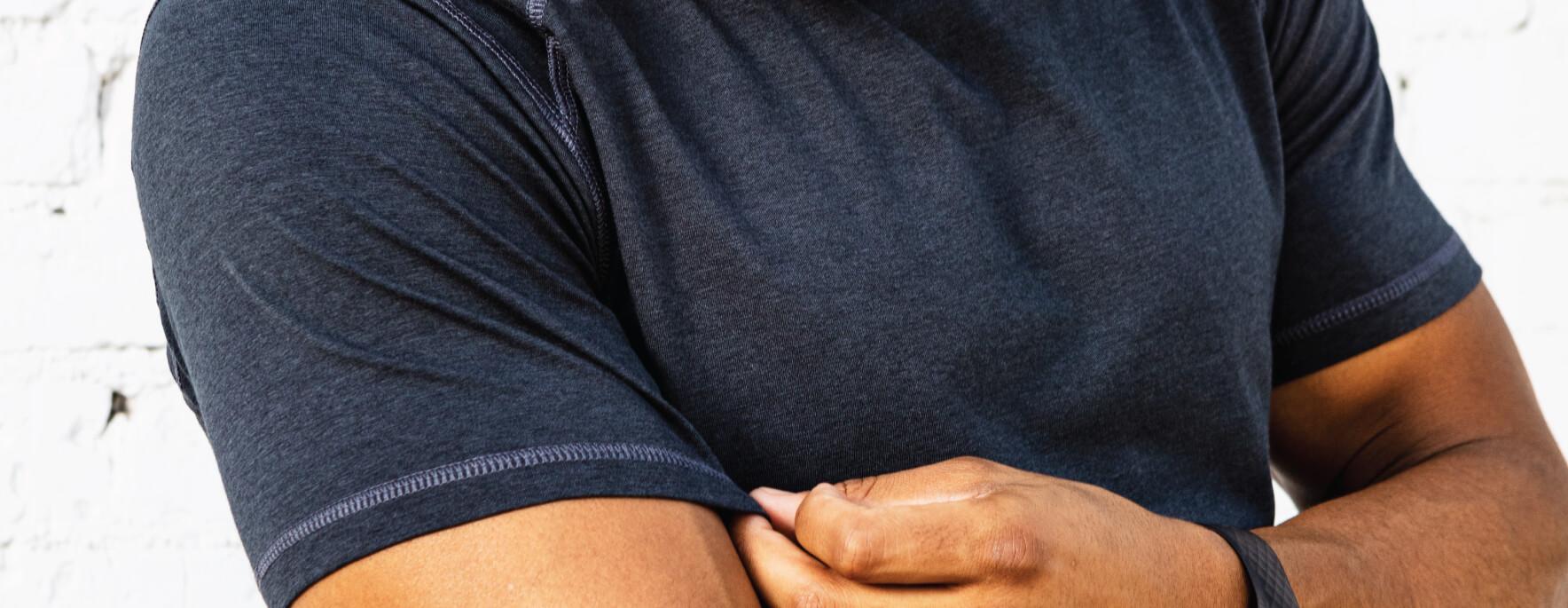 Men's Short Sleeve Shirts - tasc Performance