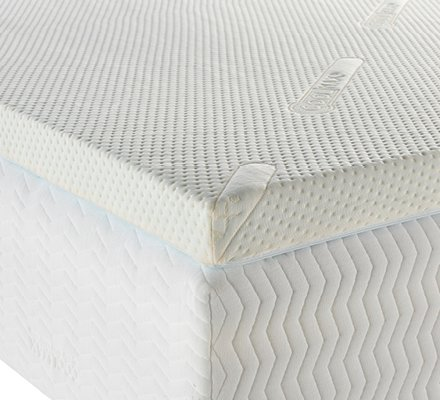 4G Aircool 5cm Memory Foam Mattress Topper (£169.99)