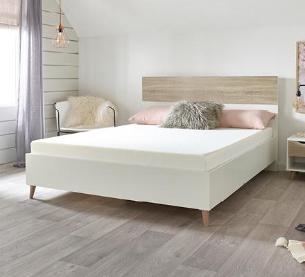 Essentials Eco Sleep Memory Foam Mattress