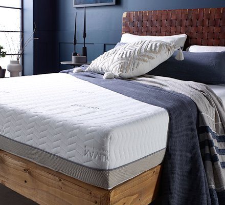 Coolmax Superior Luxury Quilted Memory Foam Mattress (£239.99)