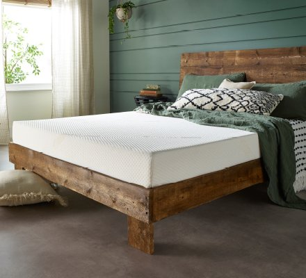 Zen Deluxe Coolmax Memory Foam Mattress