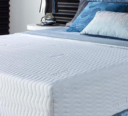 Zen Luxury Quilted 1500 Pocket Sprung Memory Foam Mattress