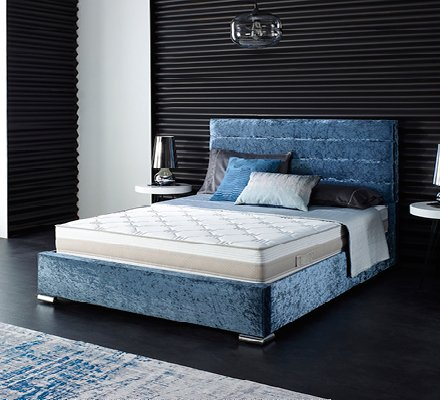 Image of 4G Aircool 1500 Pocket Sprung Memory Foam Mattress