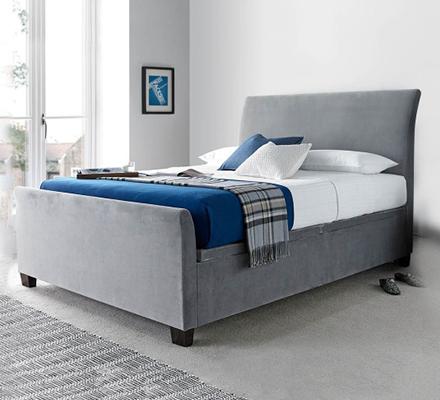Kaydian Velvet Allendale Bed Frame