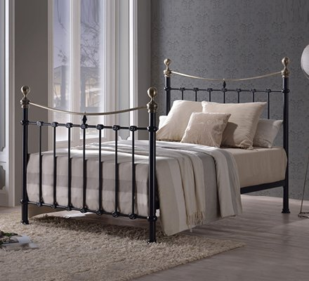 Elizabeth Metal Bed Frame