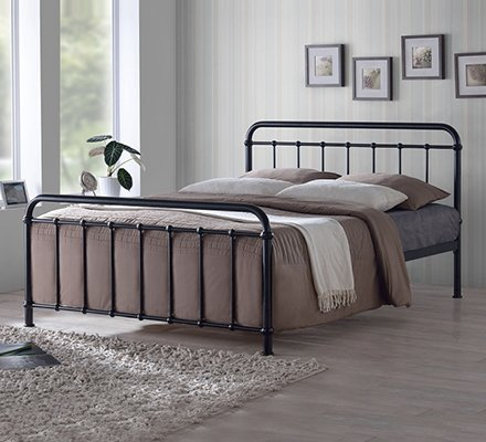 Miami Metal Bed Frame