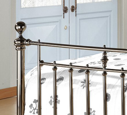 Alexander Metal Bed Frame (£419.99)